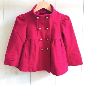 Gap '3 Years' (3T) Double-Breasted coat.